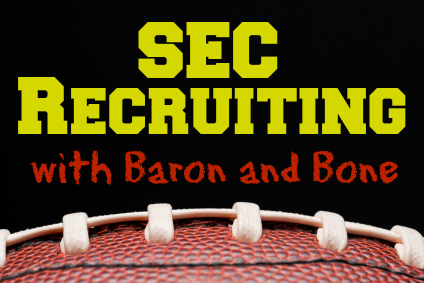SEC Recruiting Baron and Bone