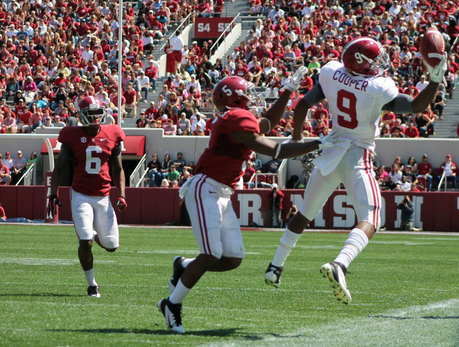 Alabama A-Day Game