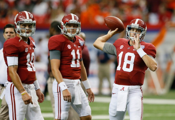 Alabama Quarterbacks