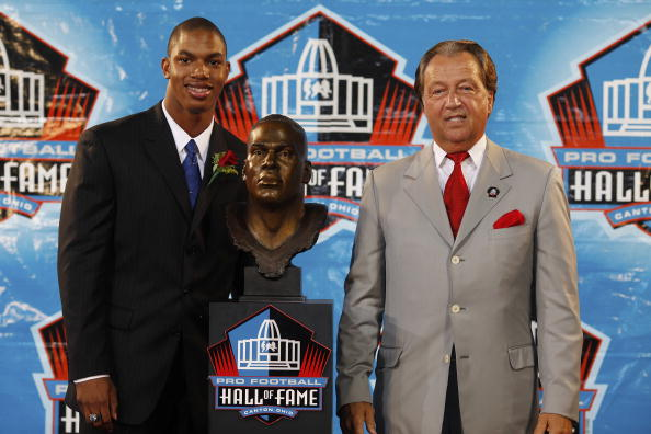 Derrick Thomas Hall of Fame