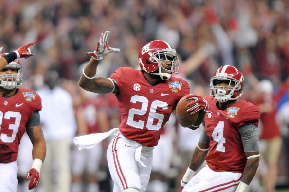 Landon Collins Alabama