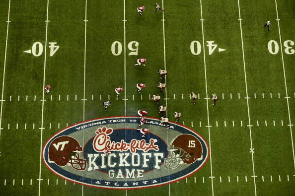 Chick-fil-A Kickoff Game