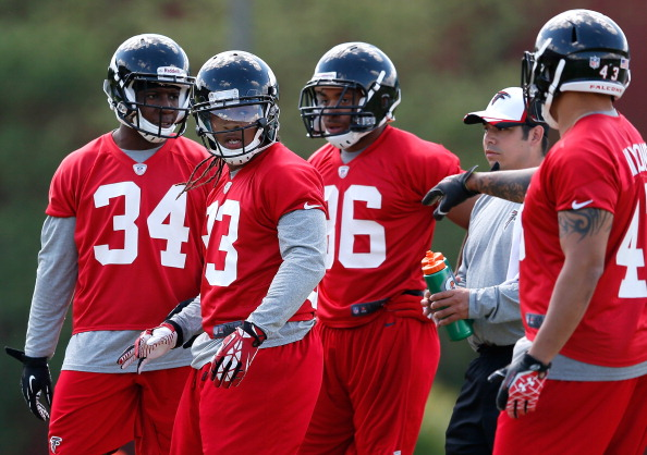 Atlanta Falcons Hard Knocks