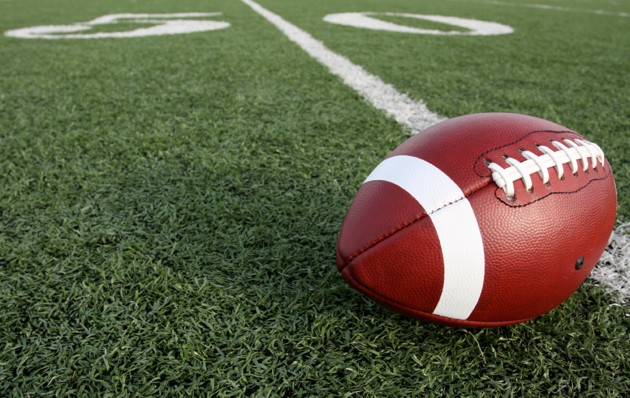 How can you find football scores for high schools in Alabama?