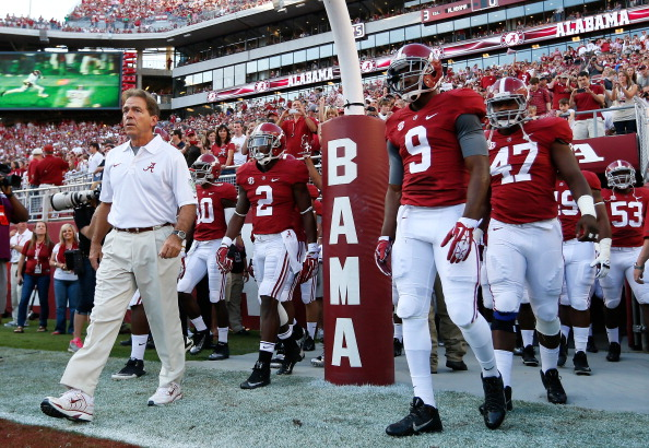 alabama colleges with football teams lines for college football