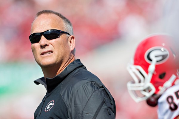 Georgia Football: Richt Likes to Keep His QB's on Their Toes