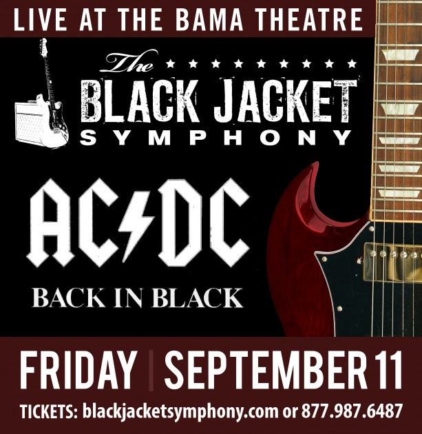 Win Front Row Tickets to See Black Jacket Symphony Perform AC/DC&39s