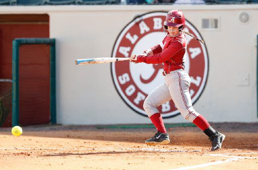 Alabama Softball Fan Day